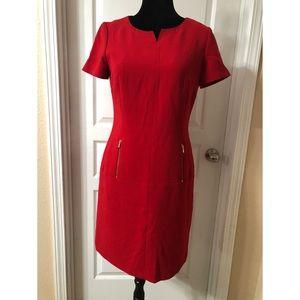 ❤️Tahari Red Dress